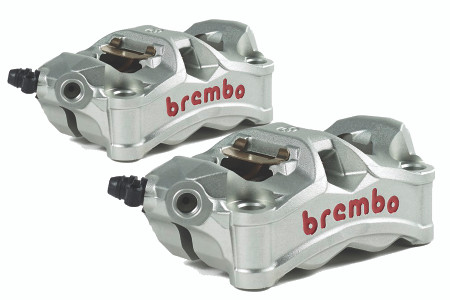 Brembo Stylema Monoblock Front Brake Calipers