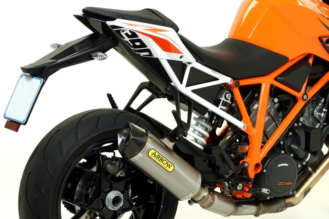 ARROW MID-PIPE FOR RACING USE KTM 1290 SUPERDUKE R 2017 17