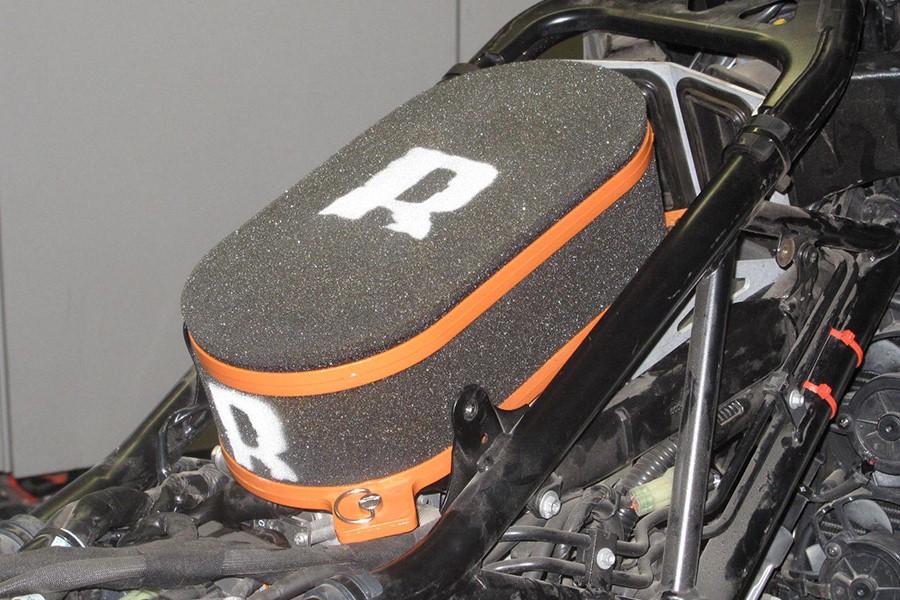 Dirt Bike Testcom Rottweiler Performance Intake System Ktm 1190