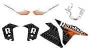 KTM 1190 Adventure - Rottweiler Performance Graphics Kit