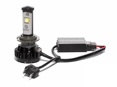 H7 EU 4000 Lumen Bulb for the larger reflector. (Lower main beam)