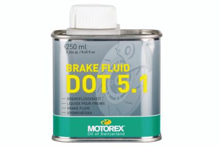 Motorex Brake Fluid DOT 5.1