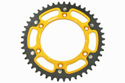 Gold Rear Sprocket