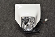 Garage Sale - Husqvarna 701 Headlight Housing WITH Cyclops LED Bulb