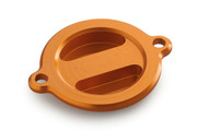 KTM Powerparts - Oil Filter Cap