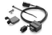 KTM Powerparts - USB Power Outlet Kit