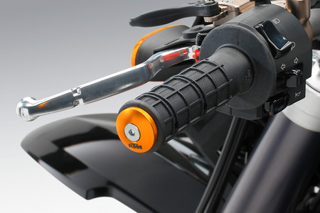 KTM Handlebar End