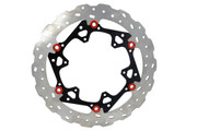 BrakeTech - KTM 1050-1290 Front Right Rotor RED