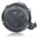 Tekmo Carbon Fiber Clutch Cover - KTM 690