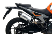 Arrow KTM 790 Duke - RaceTech Muffler - Aluminum/Carbon