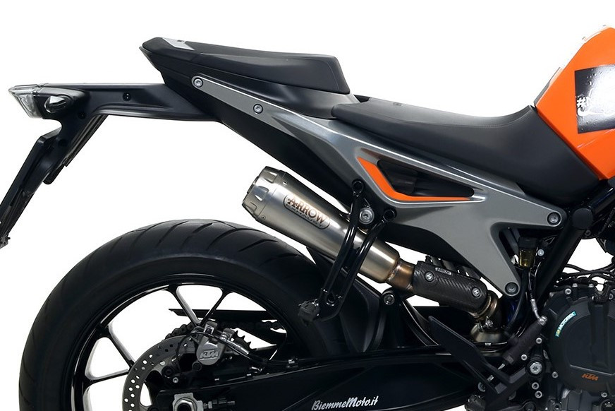Arrow KTM 790 Duke - Pro Race Muffler - Titanium
