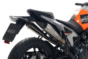 Arrow KTM 790 Duke - DUAL Pro Race Muffler - Titanium