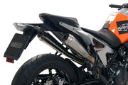 Arrow KTM 790/890 Duke - DUAL Pro Race Muffler - NiChrom