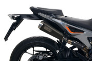 Arrow KTM 790/890 Duke - DUAL Pro Race Muffler - DARK NiChrom