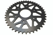 Drive Systems - KTM RC 390 / 390 Duke (ALL) - RS8-R Black Hard Anodized Alloy Rear Sprocket