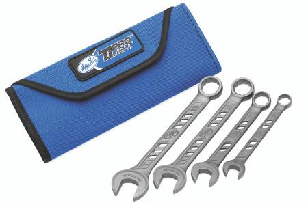 Motion Pro TiProlight Titanium 4 Pc Wrench Set