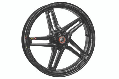 BST 'RAPID TEK' Carbon Wheels - FRONT - 790 Duke (-4 lbs)