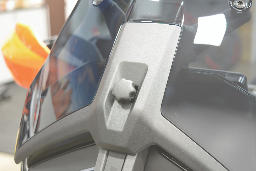 Rottweiler Performance - KTM 790 Adventure Windscreen Adjustment Knob