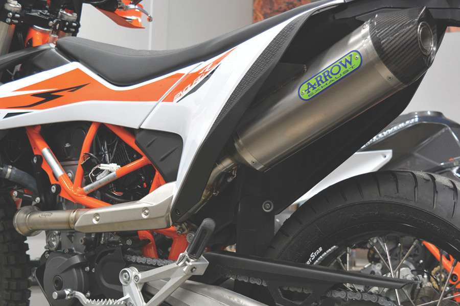 2019+ KTM 690 Enduro / SMC-R Full Exhaust System