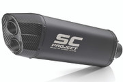 SC Project - KTM 1050-1290 Adventure Titanium Slip-On Exhaust