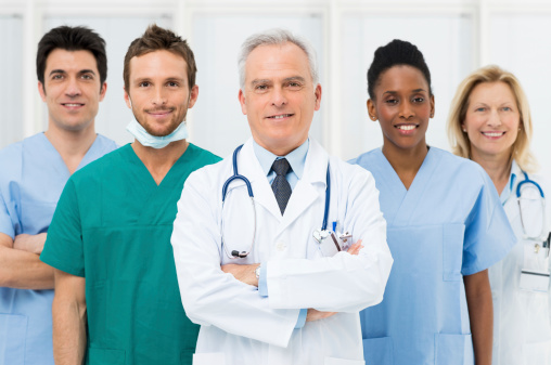 Personal Lab Services Medical Staff