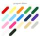 Grosgrain ribbon colours