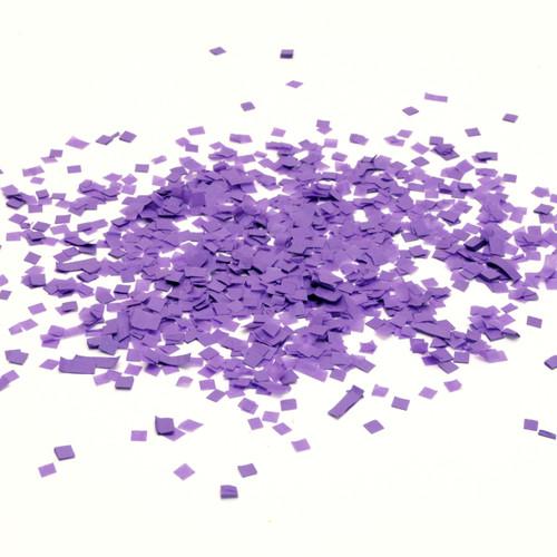 Purple tissue paper party confetti