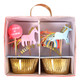Unicorn Party Cupcake Kit for Childrens Birthdays