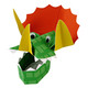 Dinosaur party hats for childrens birthday parties