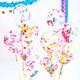 Rainbow Confetti Balloon Collection