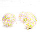 Spring sorbet confetti balloon collection