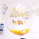 Personalised Bubble Confetti Balloon for birthdays, hen parties, weddings and baby showers. Send it direct to the recipient as a fun surprise and gift