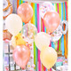 Rose Diamond Balloon Collection for Birthday Parties, Hen Dos, Baby Showers and Weddings