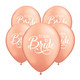 Team Bride Helium Foil Balloon Party Decoration for Hen Party and Bridal Shower Venue Decor
