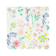 Floral Patterned Napkins Party Tableware for Hen Parties, Baby Showers and Birthdays