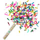 Rainbow Confetti Cannon for Birthday Parties, Baby Showers and Weddings