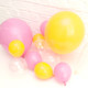 Mini party balloons for wedding and decoration decorations