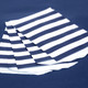 Navy Stripe Paper Party Bags