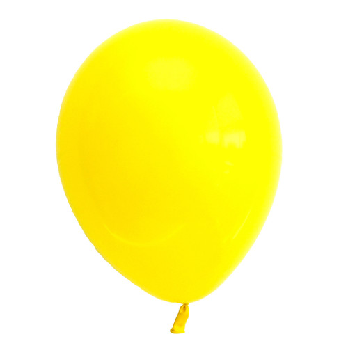 Yellow Party Balloons for Birthdays, Weddings, Baby Showers and Hen Parties