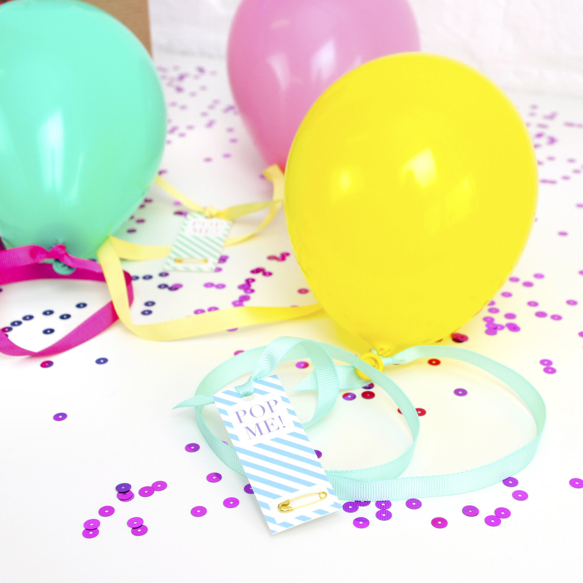 Personalised Message Balloon For Fun Surprise Birthday Gifts Like Concert Tickets Holidays And Popping The