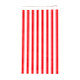 Premium quality and stylish red stripe paper party bags for childrens birthdays, wedding favours, sweet tables and hen parties