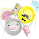 Fun and playful noodoll paper party plates for original and quirky themed childrens birthday party celebrations
