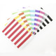 Rainbow Stripe Paper Party Bags