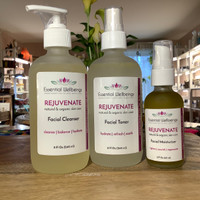 Rejuvenate Skin Care Full Set - Save 15%