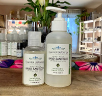 Hand Sanitizer | Now Made With 99% Organic Ingredients