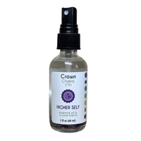(7th) Crown Chakra Mist - Higher Self