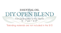 Essential OIl - OPEN BLEND