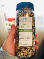 Immune Boosting Herbal Tea ~ IMMUNE SUPPORT