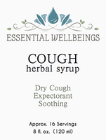 Cherry Bark Cough Syrup -  Dry Cough