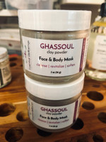 GHASSOUL CLAY - cleanse | revitalize | soften